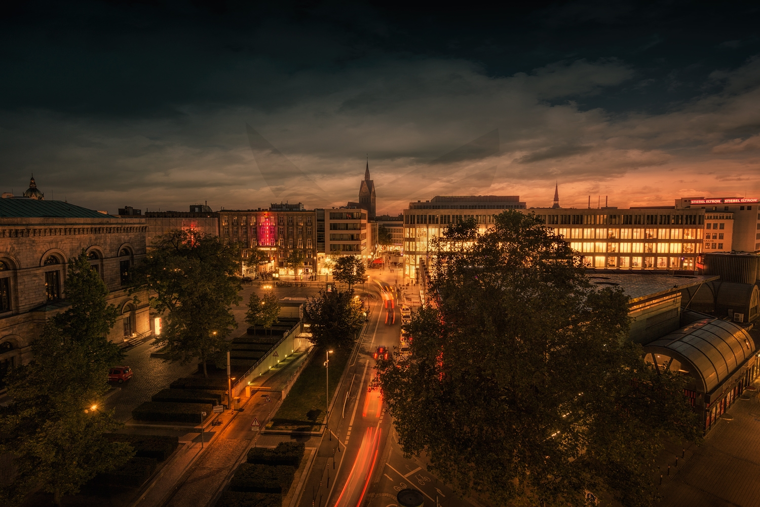 Hannover_City_Lights